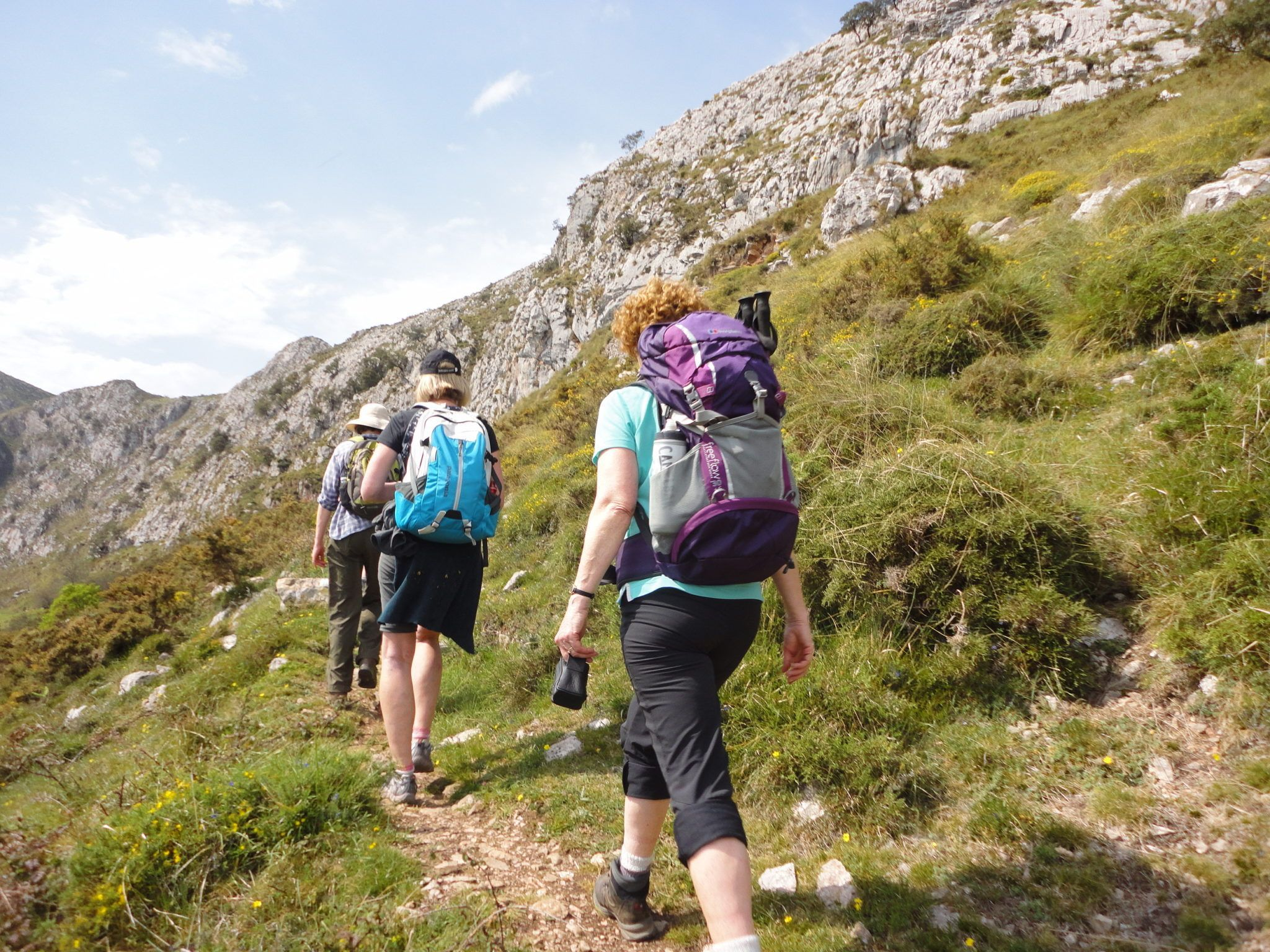walking holiday in Picos de Europa, Spain